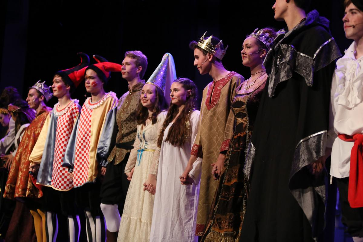 """Once Upon a Mattress"" Photos Available"