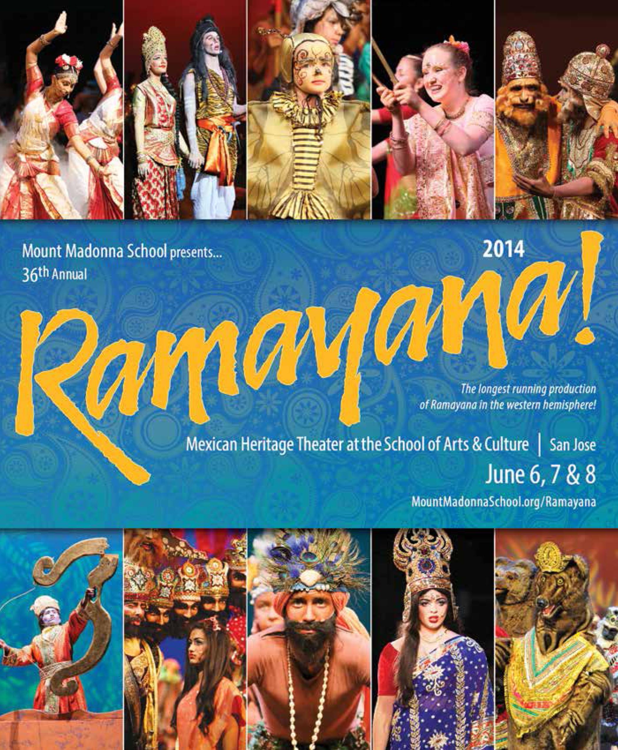 2014 Ramayana DVD