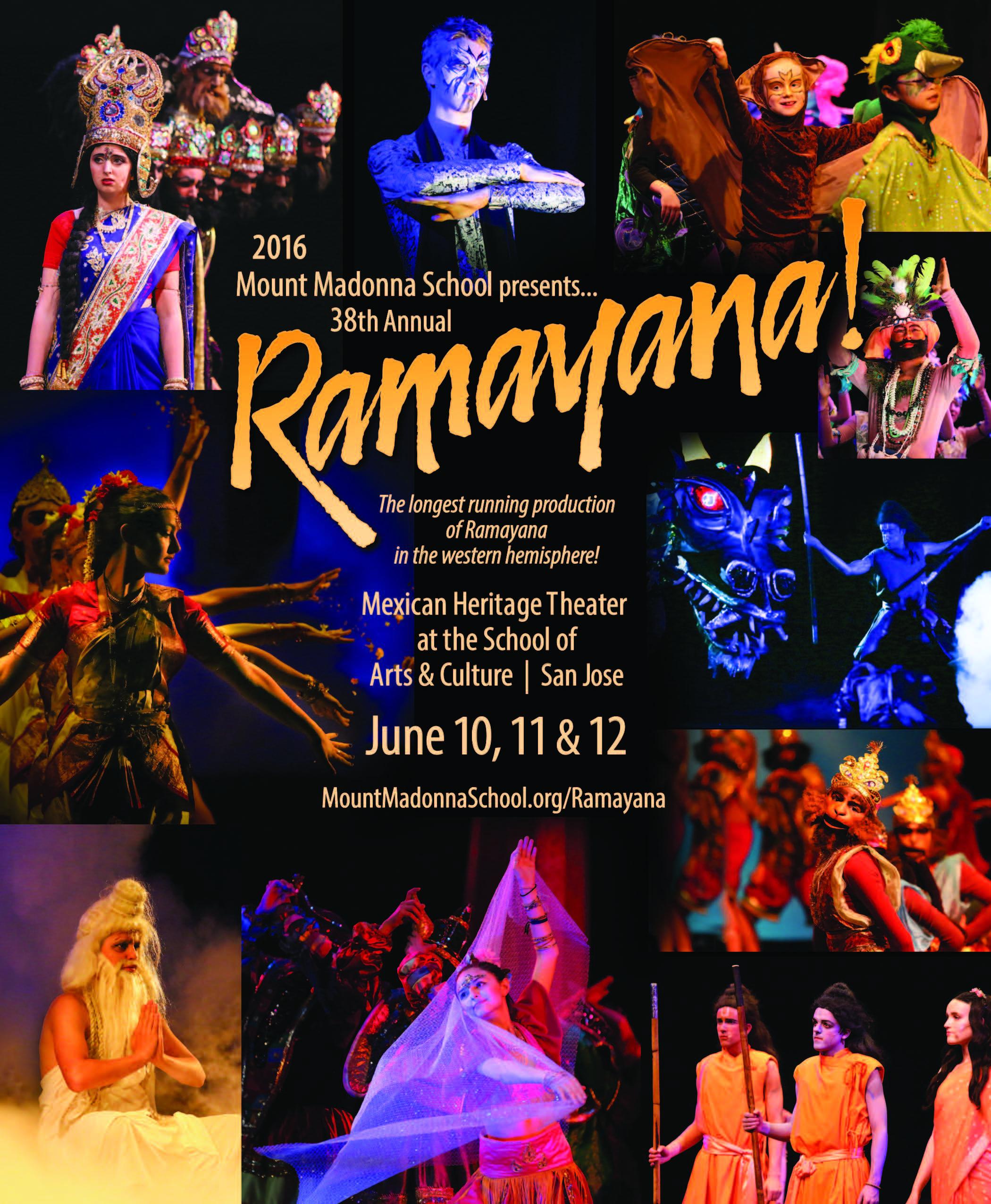 2016 <i>Ramayana!</i> DVD