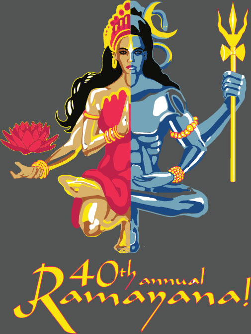 40th Anniversary <i>Ramayana!</i> Women's T-Shirt
