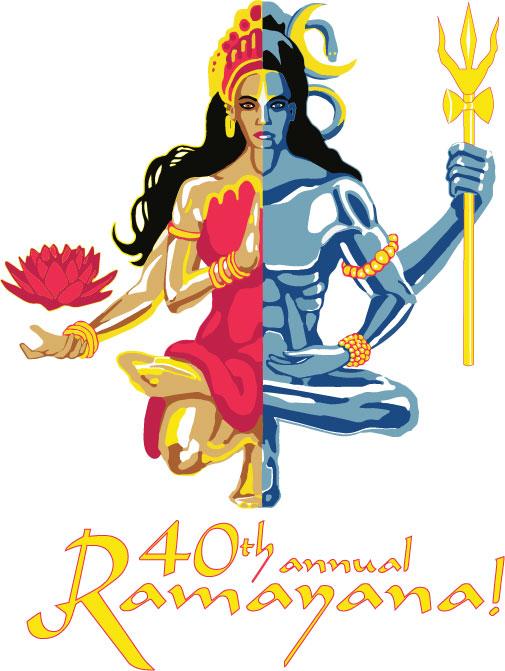 40th Anniversary <i>Ramayana!</i> Women's T-Shirt