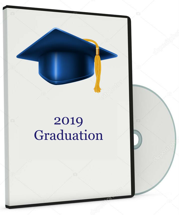 2019 Graduation Video USB