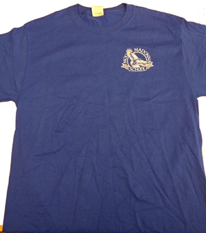 CLEARANCE! Mount Madonna School  Youth  T-shirt