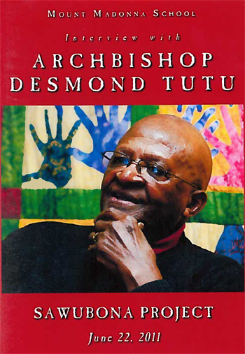 Sawubona Project 2011 - Interview with Archbishop Desmond Tutu