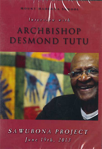 Sawubona Project 2013 - Interview with Archbishop Desmond Tutu
