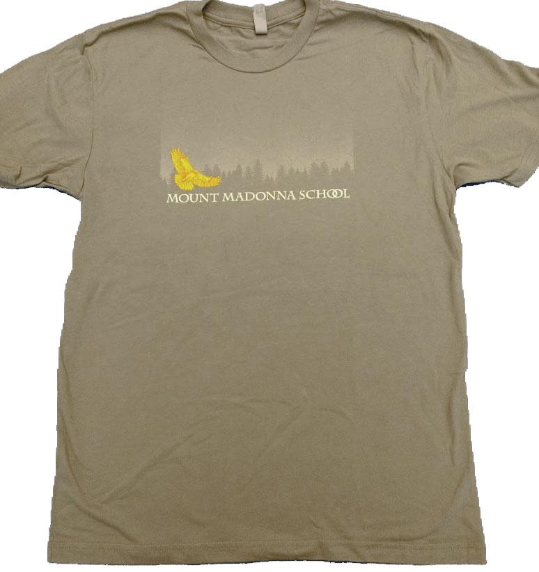 Gray Mount Madonna T-Shirt