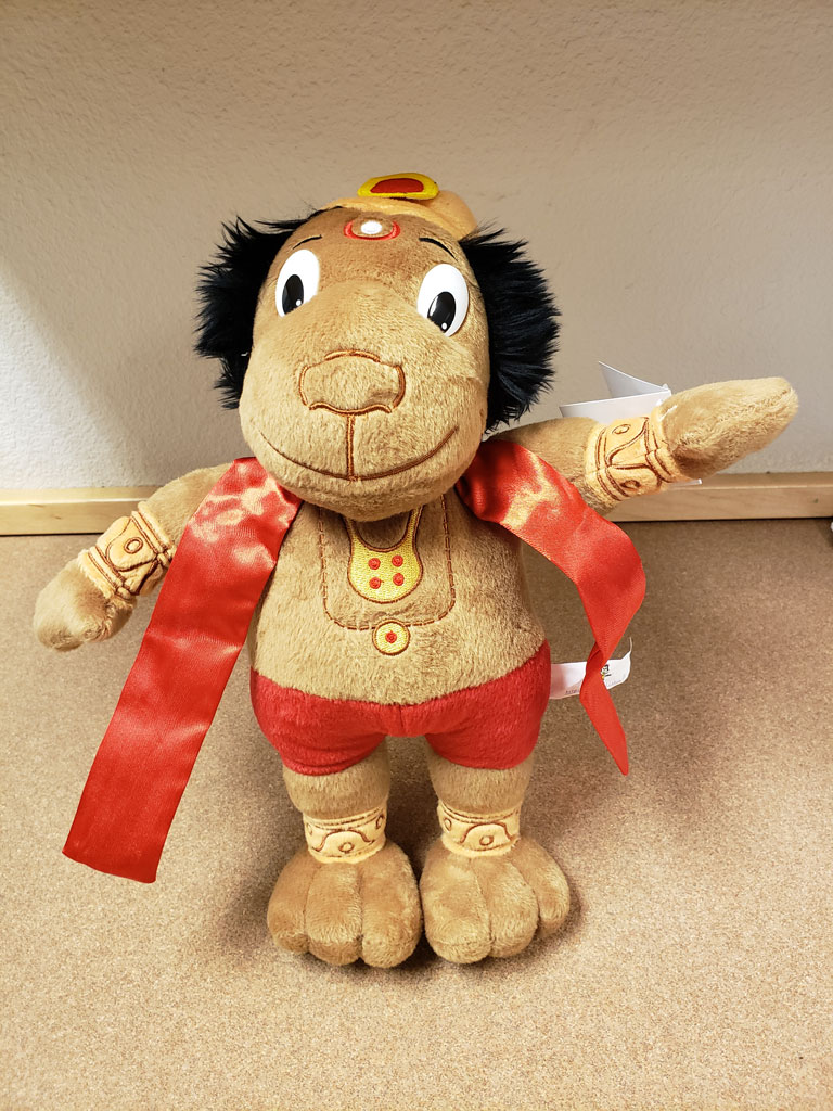Hanuman Plush Toy