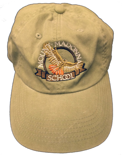 CLEARANCE! Mount Madonna Logo Hat