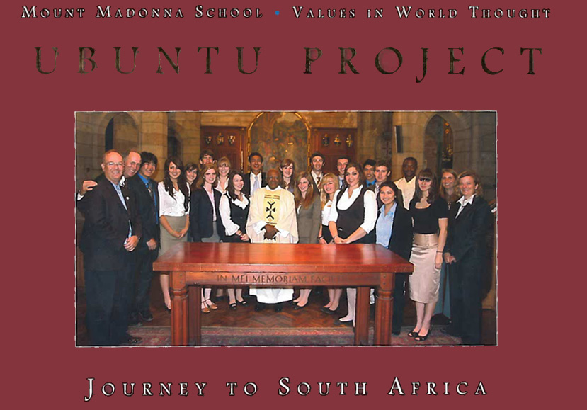 Ubuntu Project 2009 Book: Journey to South Africa
