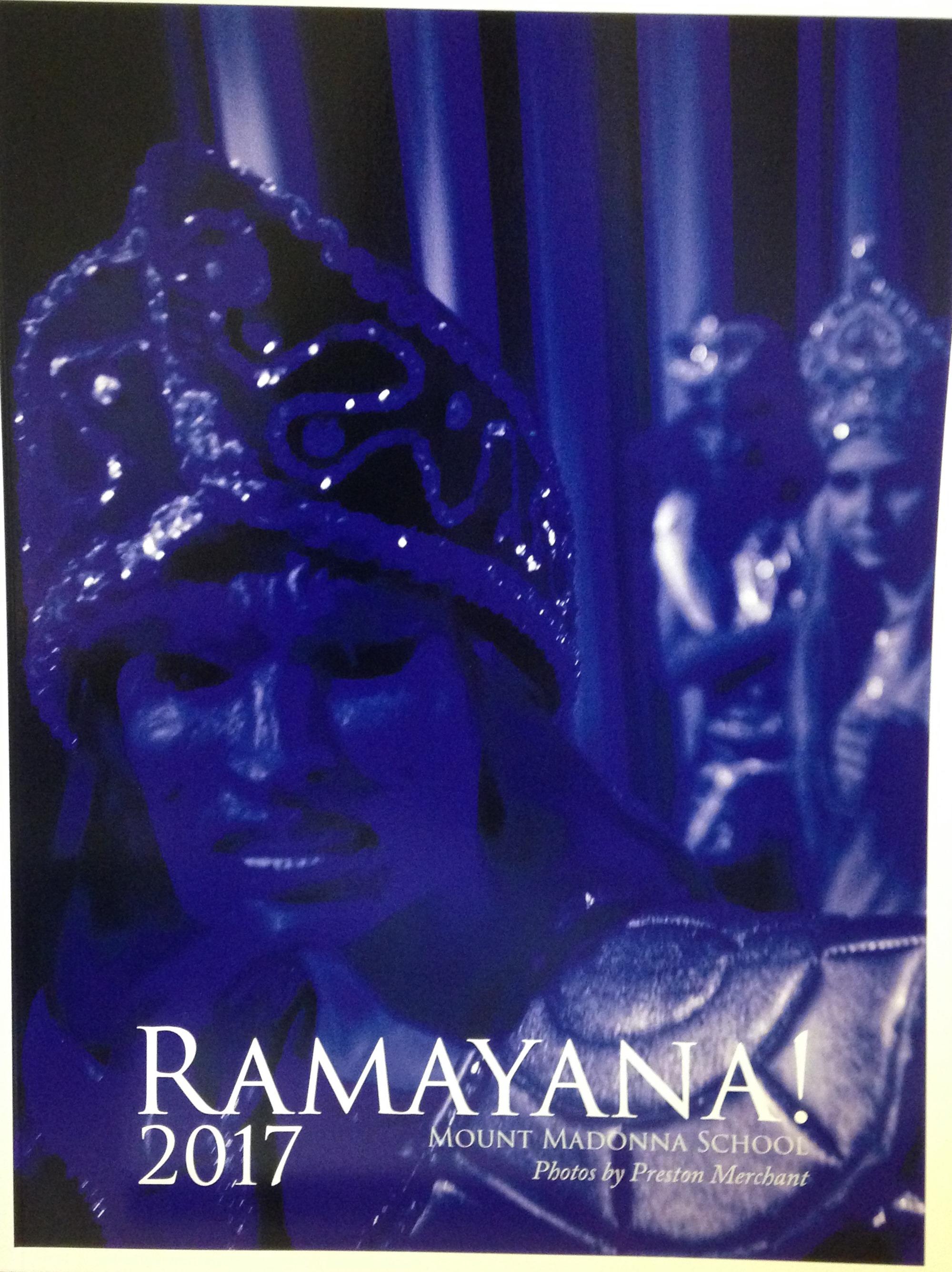 2017 Ramayana Photo Book