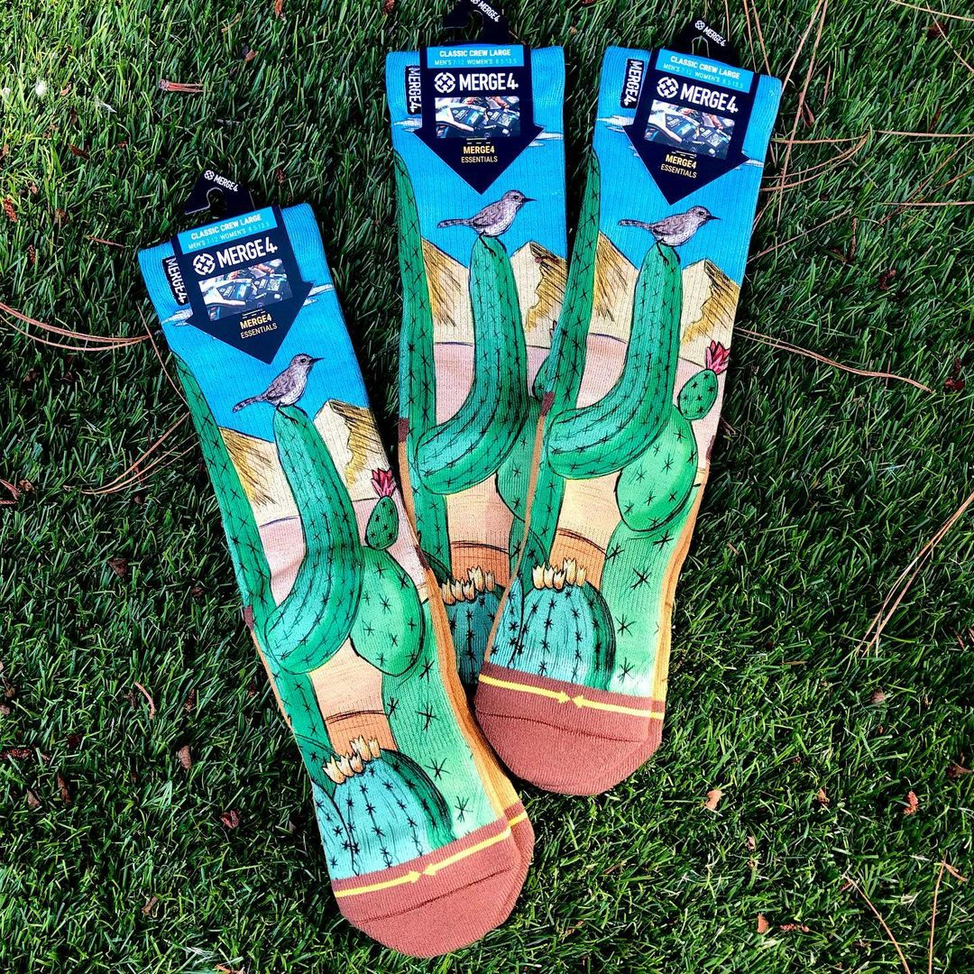 Cactus Socks 2022 International Fundraiser