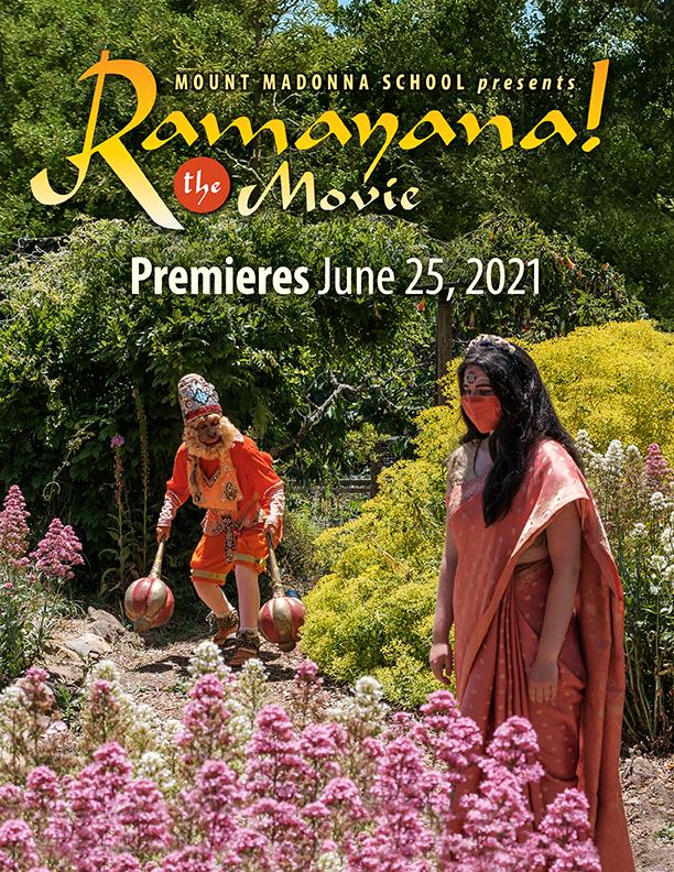 <i>Ramayana!</i> The Movie (2021) USB