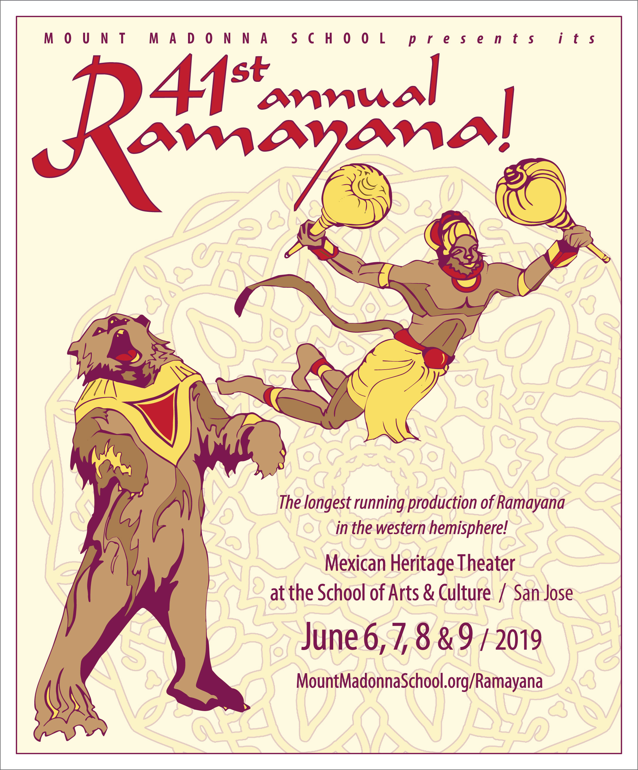 2019 <i>Ramayana!</i> Video Download