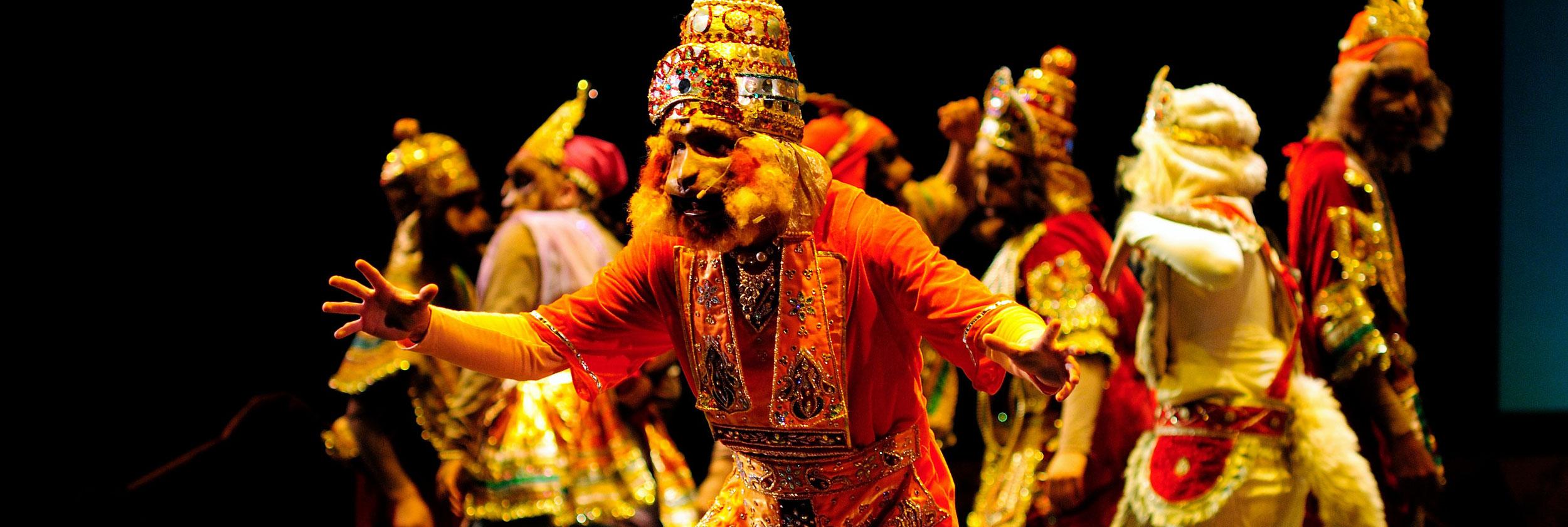 Ramayana! – Tickets on sale now! : Mount Madonna School