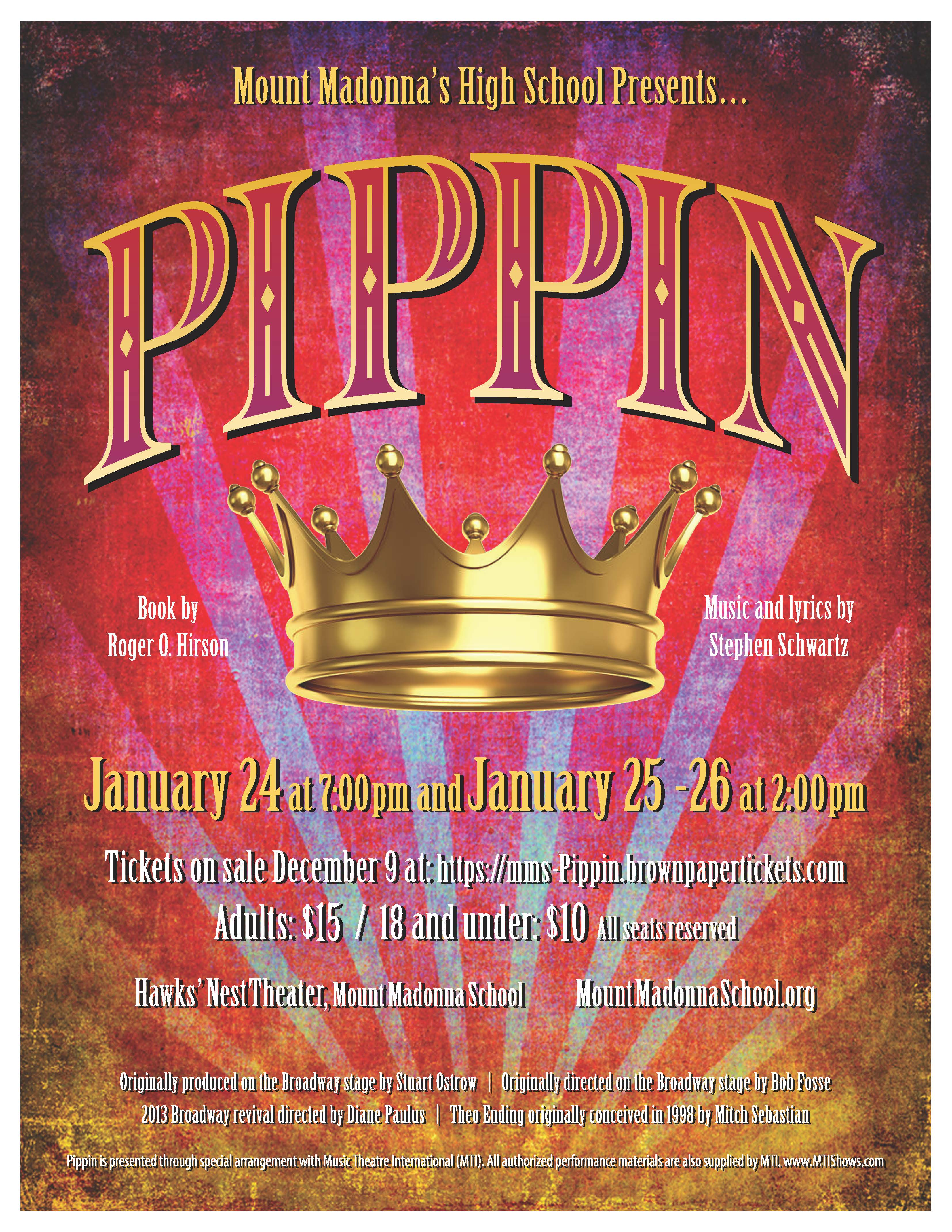 2020 Pippin Video Download