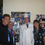 McDonald family PK graduation