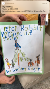 Peter Rabbit Perspective Stories