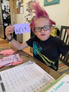 Grit remote learning
